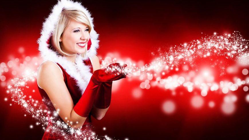 Λαμπερές Γιορτές από το Votre Beaute!